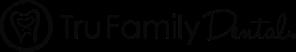 Tru family dental logo