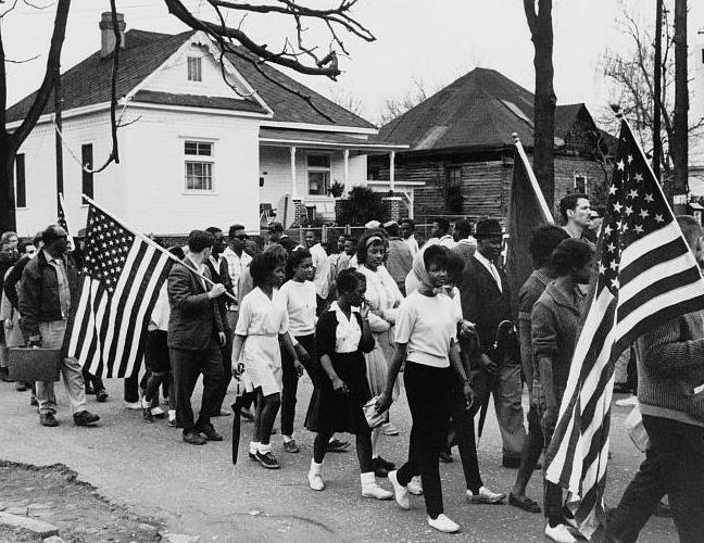 1965 march for voting rights