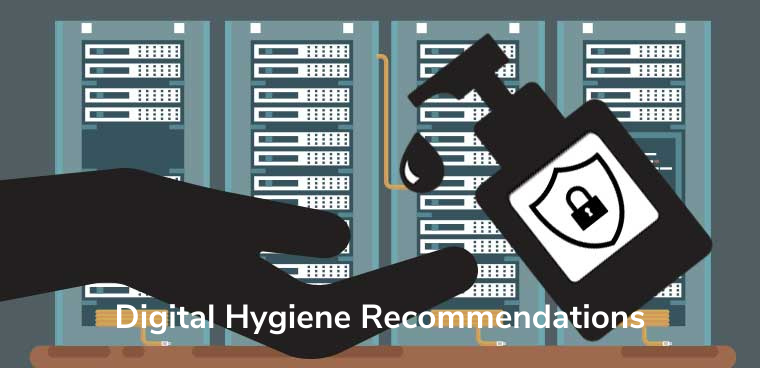 Digital Hygiene Recommendations