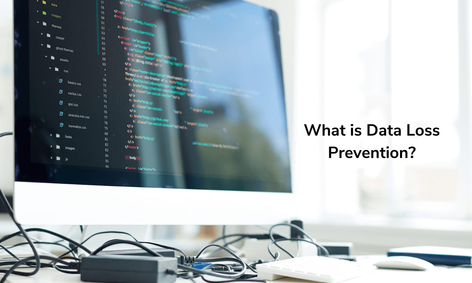 What is Data Loss Prevention?