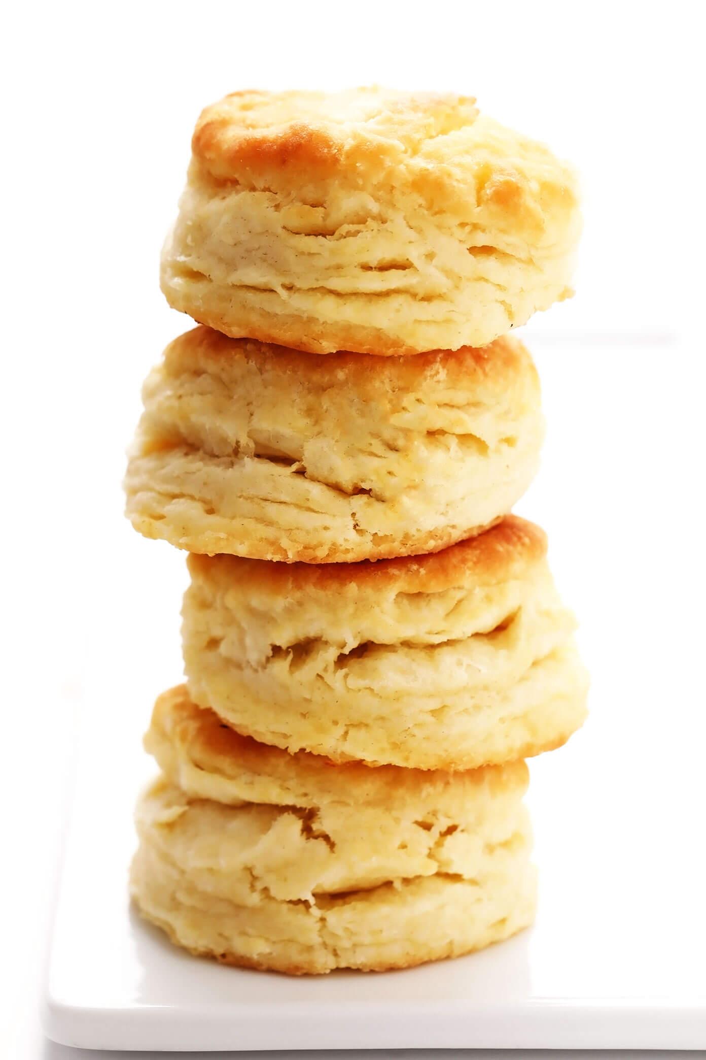 Low Sodium Buttermilk Biscuit