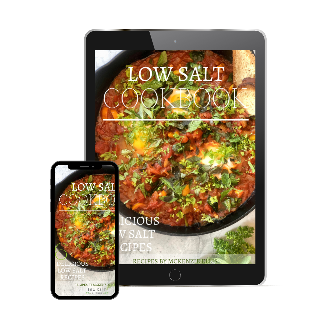 6 Delicious Low Salt Recipes