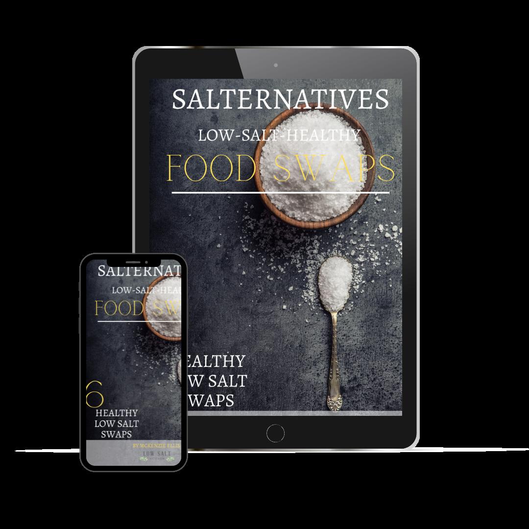 6 Healthy Low Salt Swaps