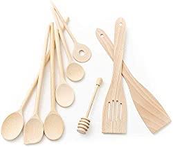 Tuuli Wooden Kitchen Utensils