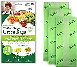 "Debbie Meyer ""Green Bags"""
