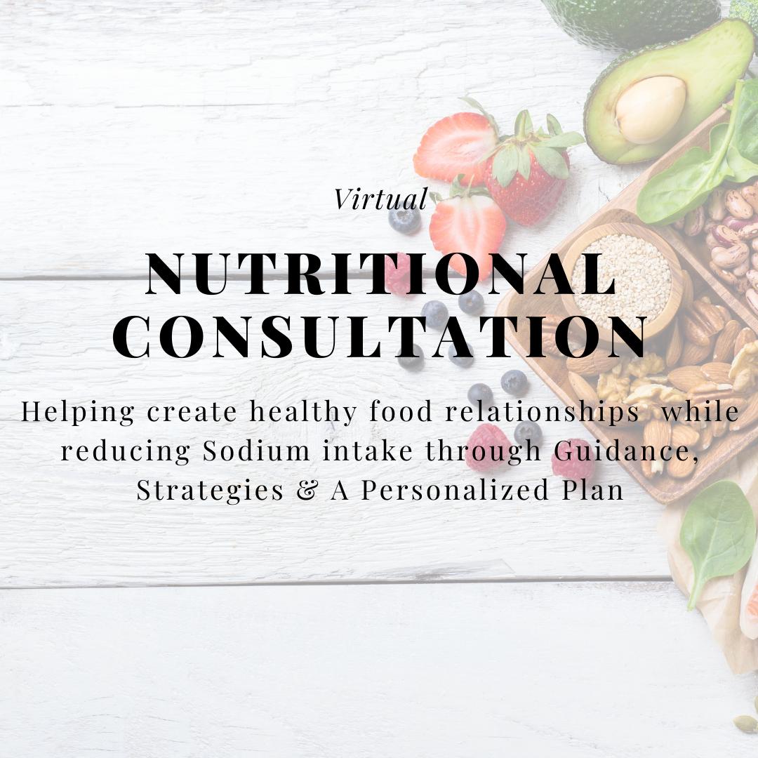 One-Hour Nutritional Consultation