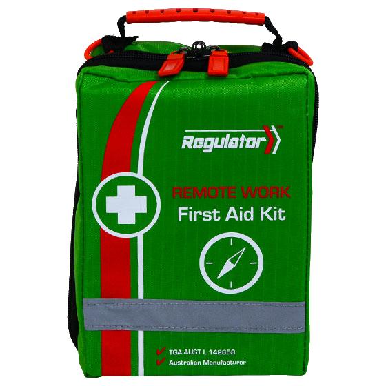 Regulator Remote Work – First Aid Kit