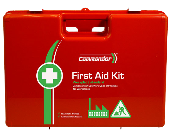 Commander 6 Series – First Aid Kit