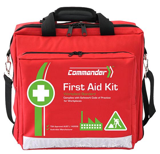 Commander 6 Series – First Aid Kit Versatile