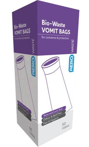 Aerowaste Vomit Bags