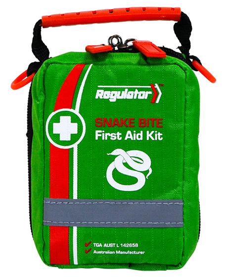 Regulator Snake Bite – First Aid Kit