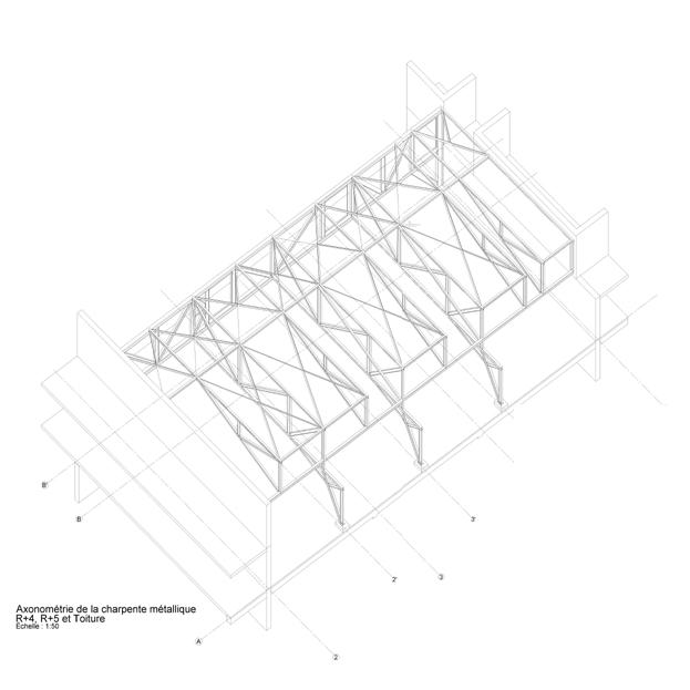 CONSTRUCTION D'UN CENTRE CULTUREL D'ENTREPRISES ET D'ASSOCIATIONS