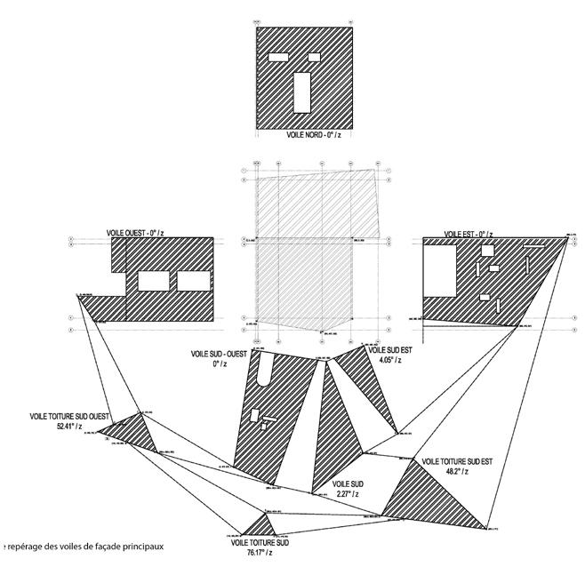 CONSTRUCTION D'UNE EXTENSION EN BÉTON APPARENT