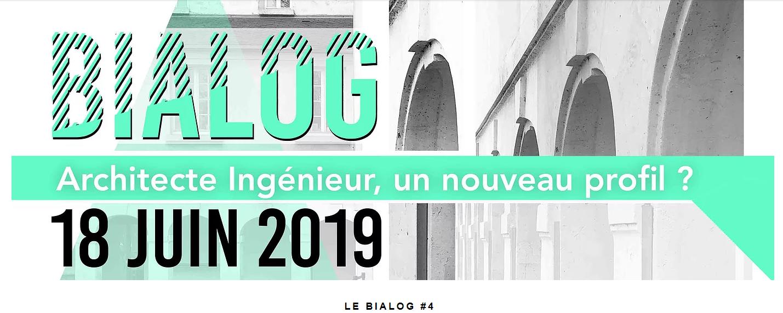 BIOLOG #4 – AAIIA – MAISON DE L'ARCHITECTURE – JUIN 19