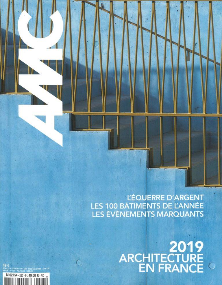 2019 – ARCHITECTURE EN FRANCE