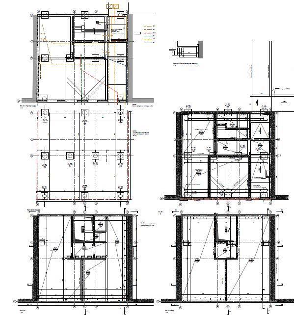 CONSTRUCTION DE SIX LOGEMENTS ET UN LOCAL PROFESSIONNEL LE HAVRE, FRANCE