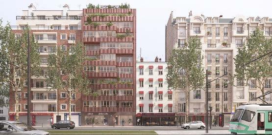CONSTRUCTION DE 16 LOGEMENTS LOCATIFS SOCIAUX A ANTONY
