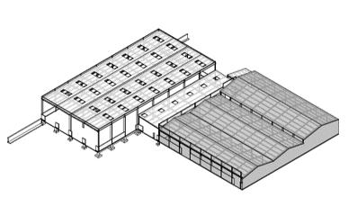 CONSTRUCTION D'UN BATIMENT INDUSTRIEL – USINE REGNAULT