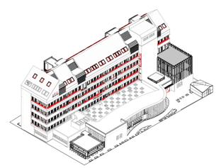 RESTRUCTURATION DE L'IMMEUBLE PLACE FELIX EBOUE