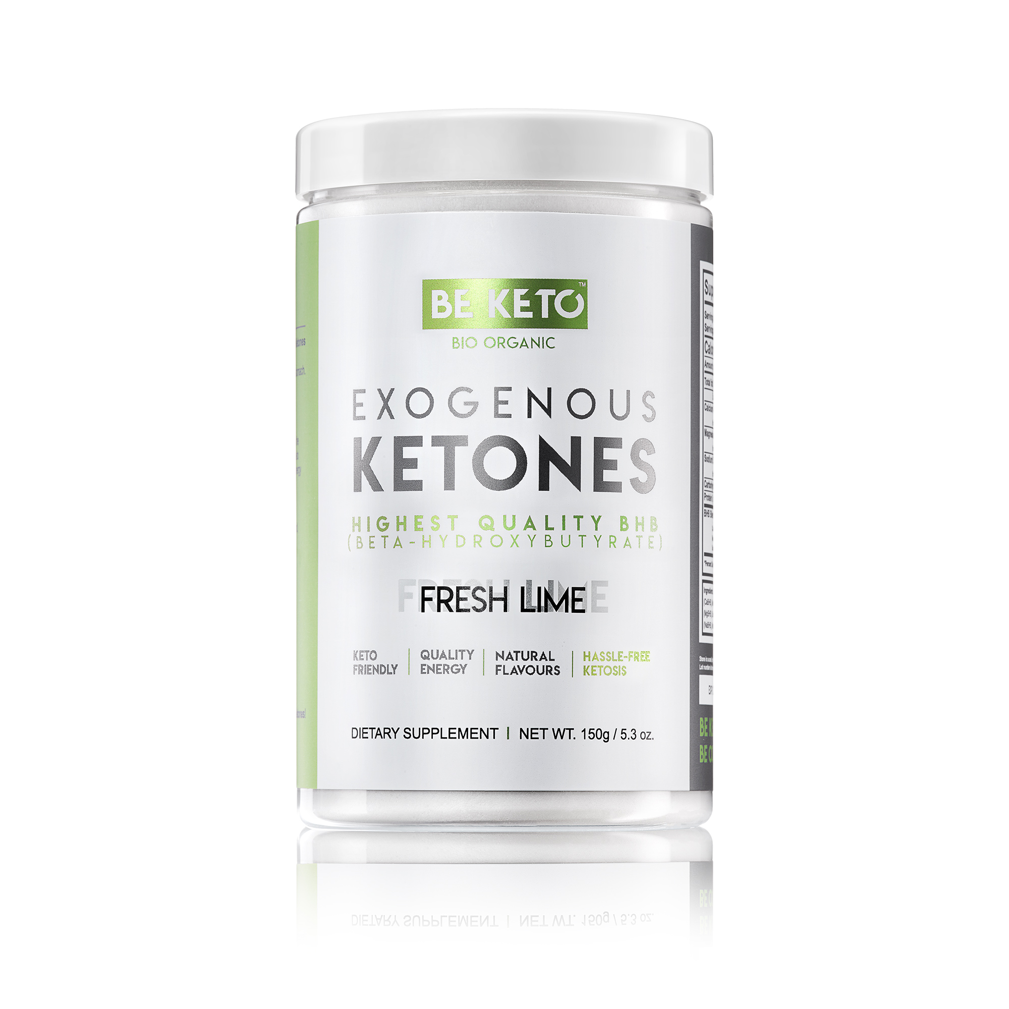 Exogenous Ketones - Fresh Lime
