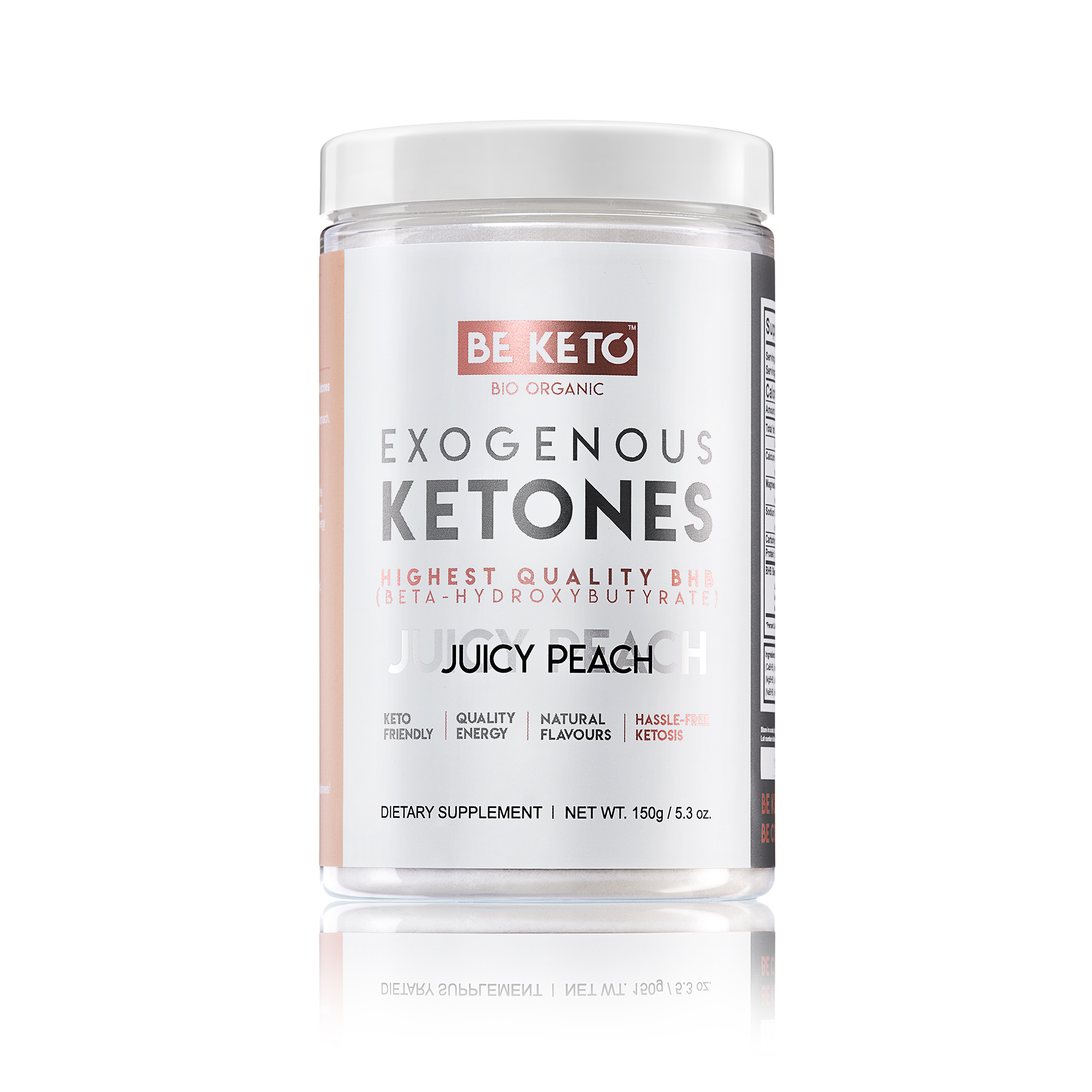 Exogenous Ketones - Juicy Peach