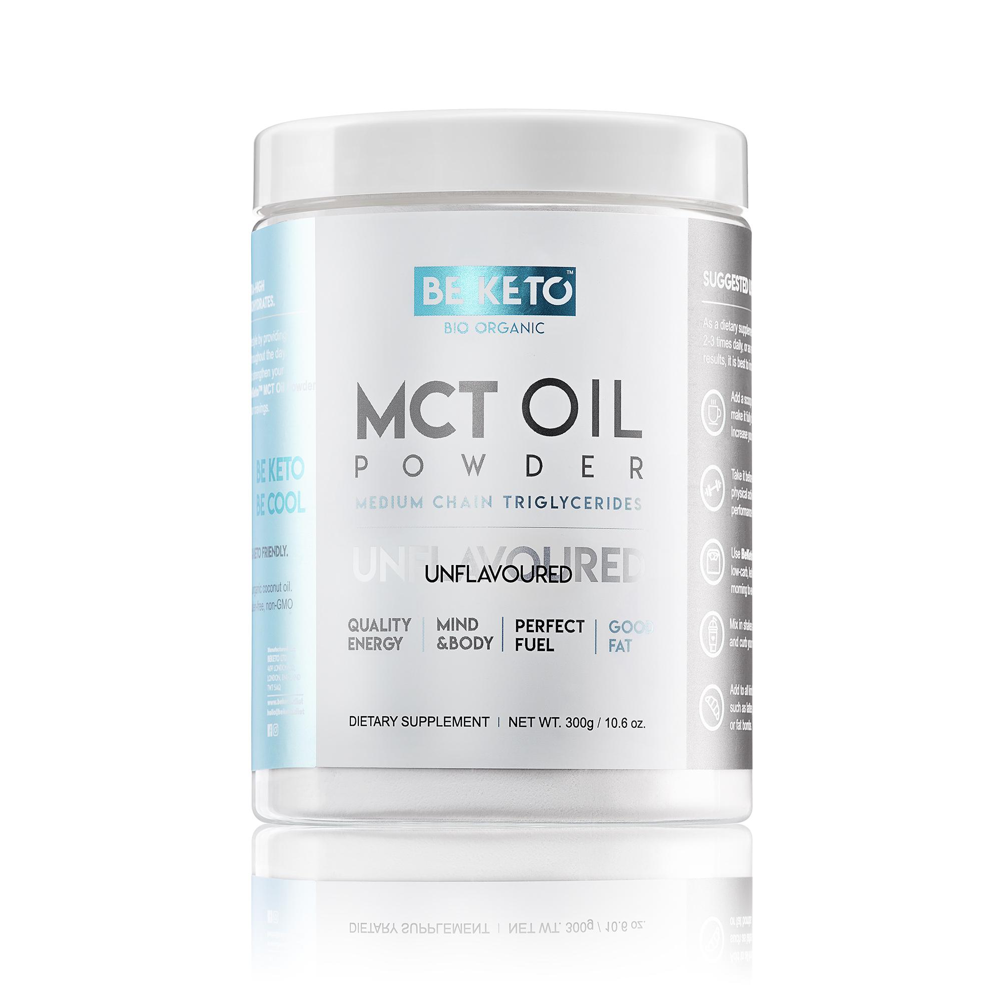 MCT Oil Powder - Unflavoured
