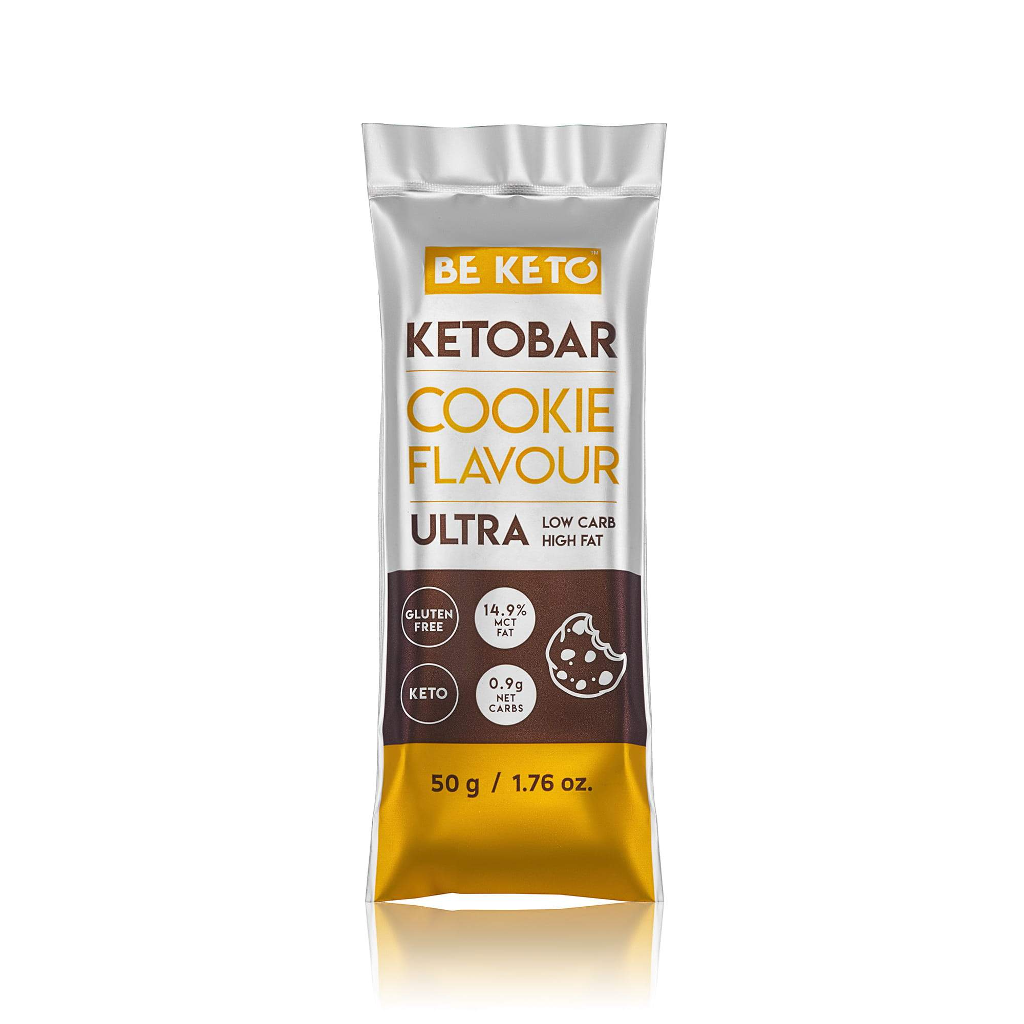 Keto Bar - Natural Cookies - 50G