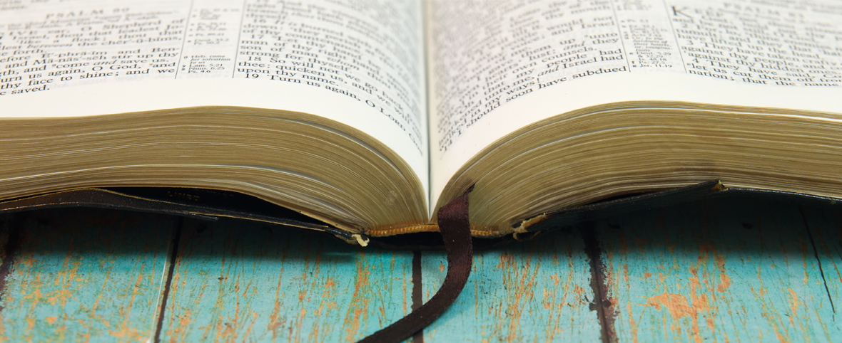 5 Bible Passages to Read Before Bed