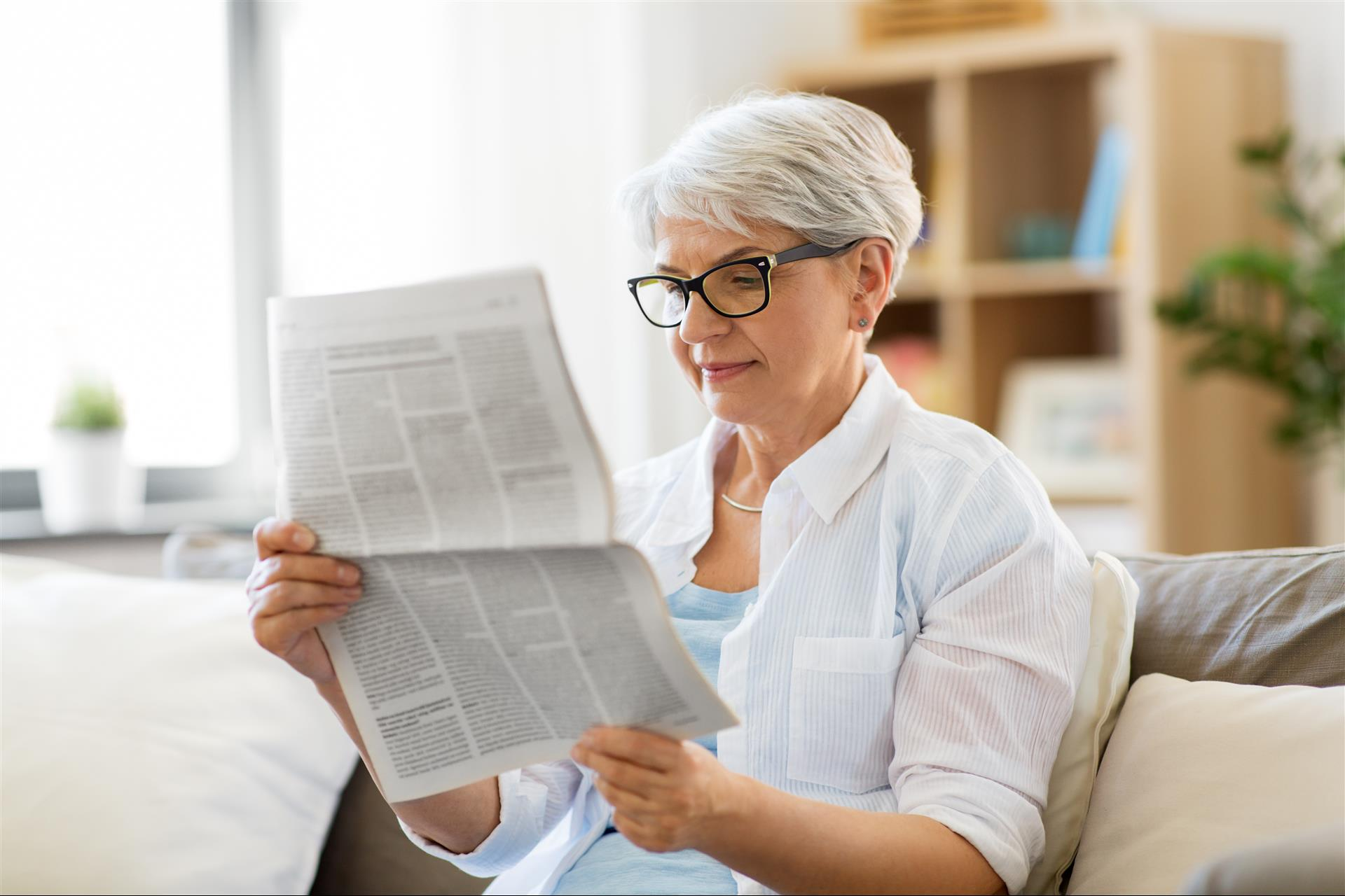 5 Ways for Seniors to Keep Up With Current Events