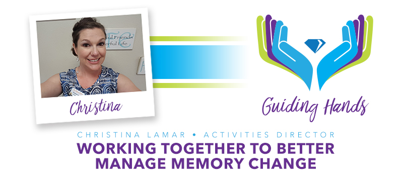 Park Regency Loveland team member makes significant impact on residents dealing with memory change.