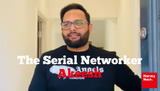#NotJustARecruiter - The Serial Networker