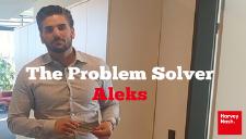 #NotJustARecruiter - The Problem Solver