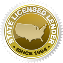 1994 State Licensed Lender Seal