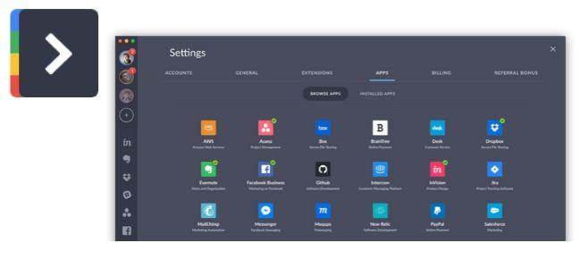 Shift App Interface