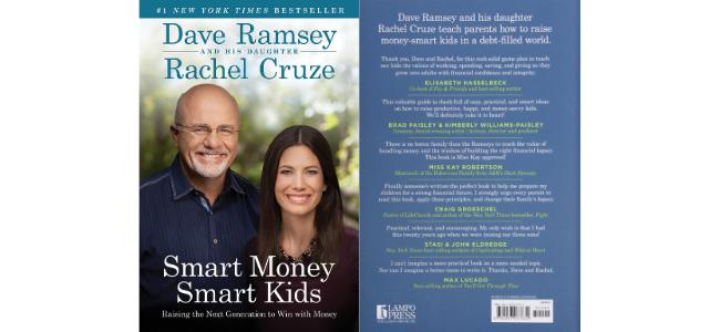"Image of Dave Ramsey's book ""Smart Money Smart Kids"""