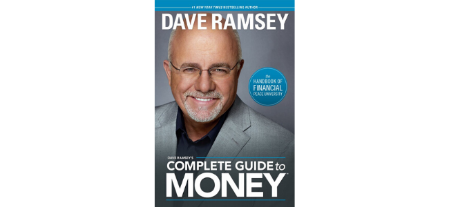 """Image of Dave Ramsey's """"Complete Guide to Money"""" Book"""