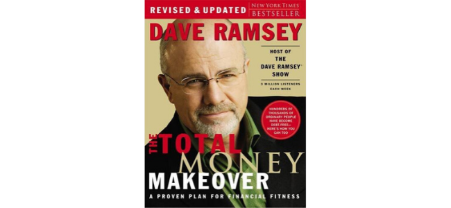 """Image of Dave Ramsey's """"Total Money Makeover"""" Book"""
