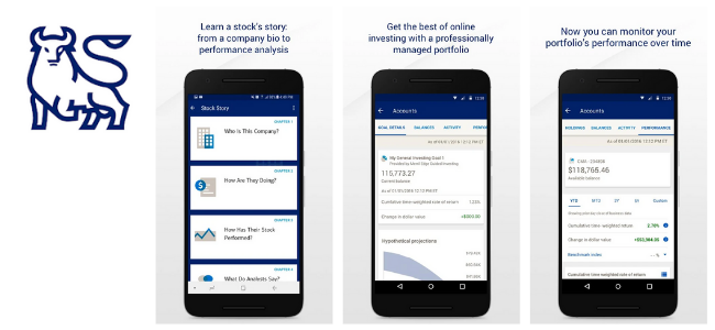 Merrill Lynch Edge App Images