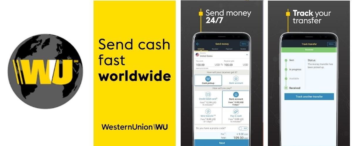 Western Union Money Transfer App Images