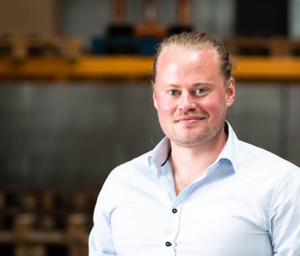 Nikolaus Dengler pflegt die Beziehungen zum Ursprung und zum Handel, Einkauf,Verkauf und Vertrieb  bei Felix Himstedt.