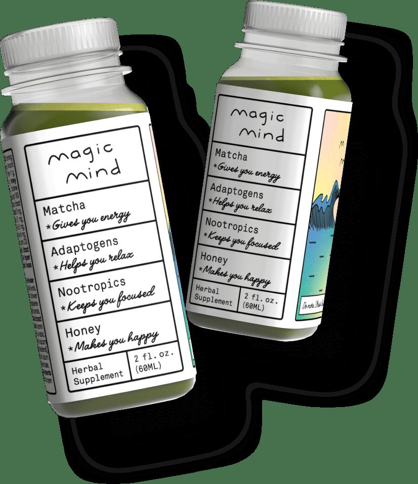 Magic Mind Bottles