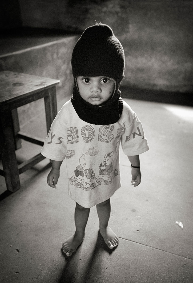 Orphans photography by Christopher Thomas