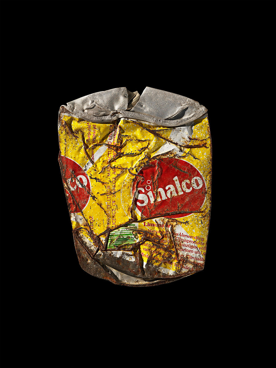 90 CANS fine art photography by Christopher Thomas