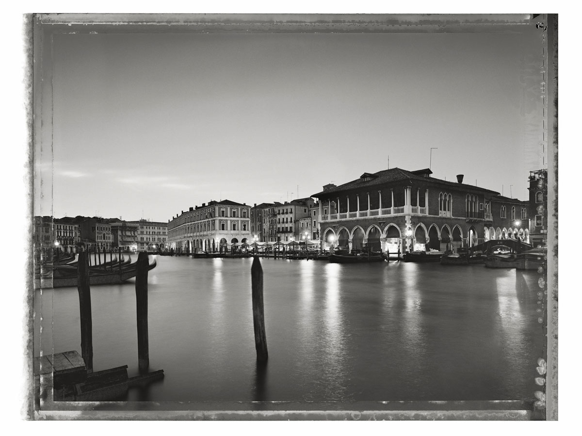 Venice in Solitude fine art photography by Christopher Thomas