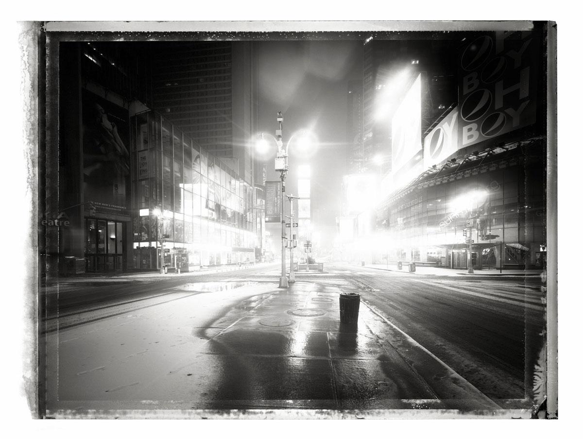 New York Sleeps fine art photography by Christopher Thomas  US