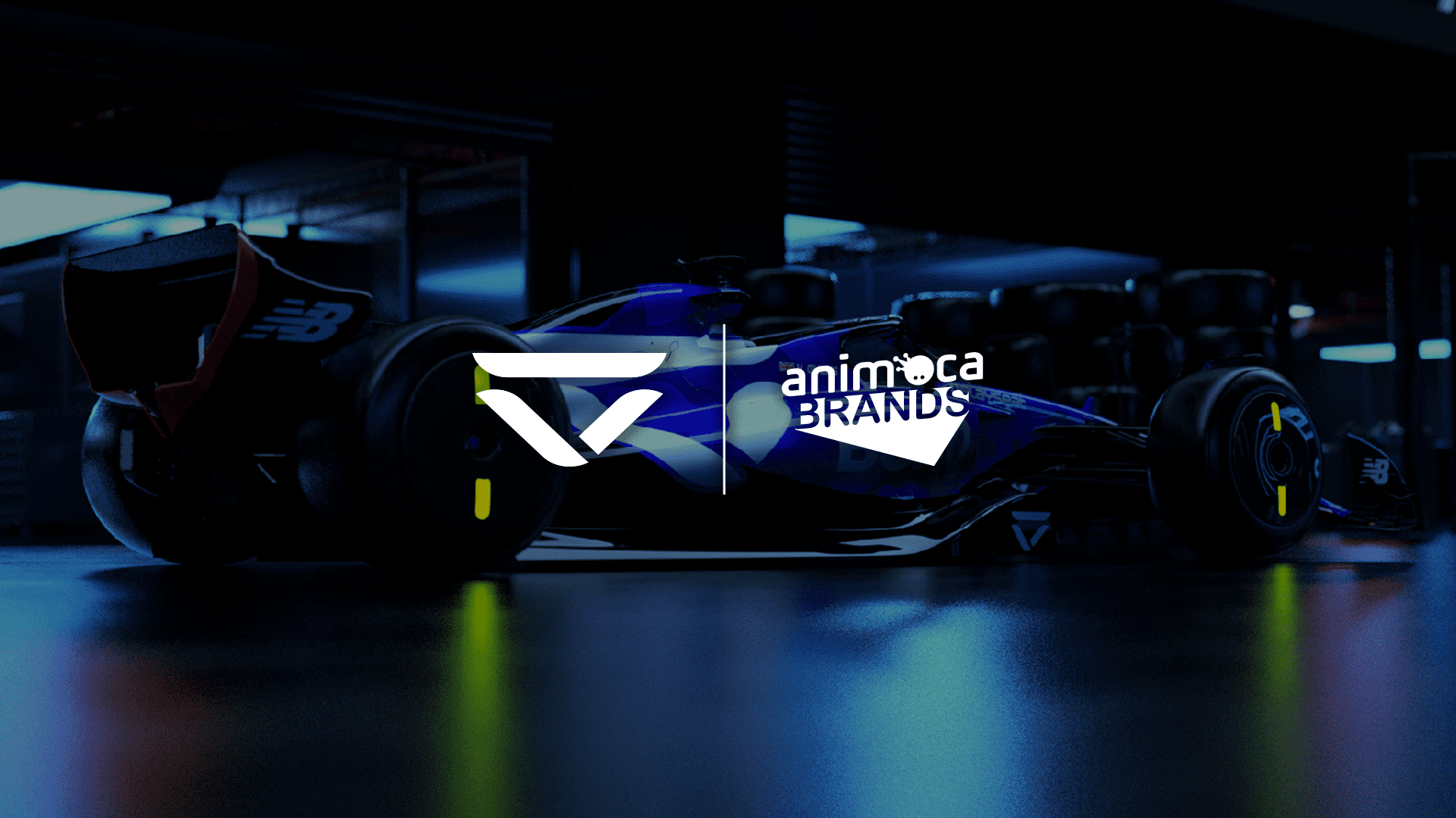 Veloce partners with NFT and blockchain gaming conglomerate Animoca Brands   Veloce HUB