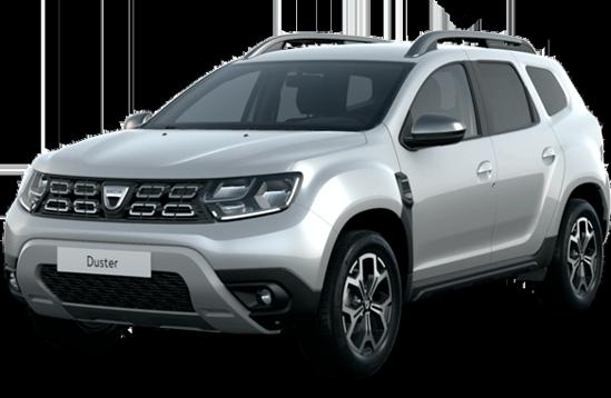 Dacia duster color: platinum