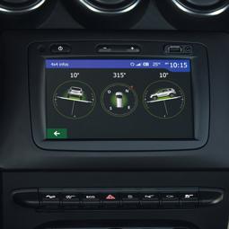 4WD monitor
