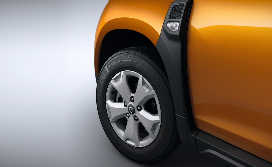 Wheel arch protection