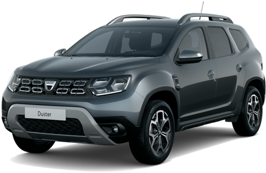 Dacia duster color: comet grey